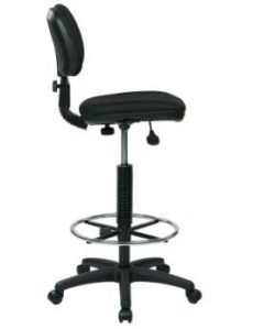 Find Work Smart DC517-231 Sculptured Seat and Back Drafting Chair near me at OFO Orlando