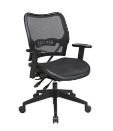 Find Office Star Space Seating 13-77N9WA Deluxe Chair with AirGrid® Seat and Back near me at OFO Orlando