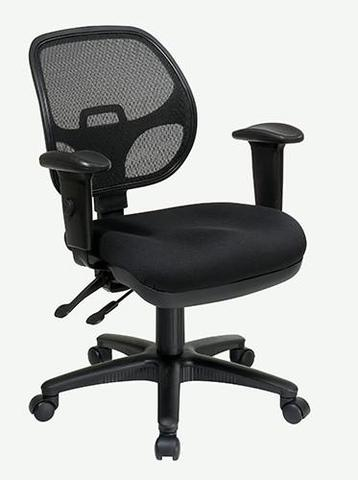 Find Office Star Pro-Line II 29024-30 Ergonomic Task Chair with ProGrid® Back and Adjustable Arms near me at OFO Orlando