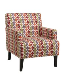 Find Office Star Ave Six CAR51A-F20 Carrington Arm Chair in Flair Confetti near me at OFO Orlando