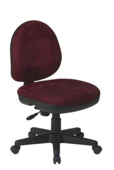 Find Office Star Products DH3400-R Contemporary Task Chair with Flex Back near me at OFO Orlando