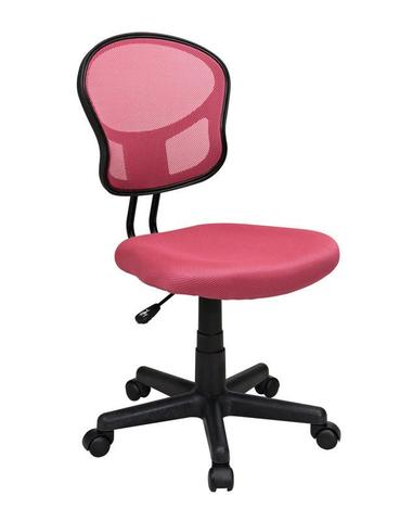 Find Office Star OSP Designs EM39800-261 Mesh Task chair in Pink Fabric near me at OFO Orlando