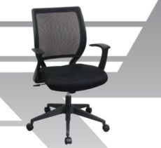 """Find Office Star Work Smart EM51022N-2 Screen Back Task Chair with """"T"""" Arms near me at OFO Orlando"""