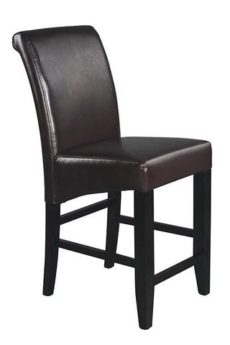 "Find Office Star OSP Designs MET8624ES 24"" Parsons Barstool near me at OFO Orlando"