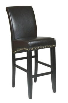 "Find Office Star OSP Designs MET8730ES 30"" Parsons Barstool near me at OFO Orlando"