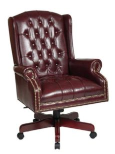 Find Office Star Work Smart TEX220-JT4 Deluxe High Back Traditional Executive  Chair near me at OFO Orlando