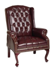 Find Office Star Work Smart TEX234-JT4 Traditional Queen Anne Style Chair near me at OFO Orlando