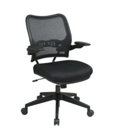 Find Office Star Space Seating 13-37N1P3 Deluxe Chair with AirGrid® Back and Mesh Seat near me at OFO Orlando