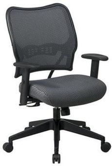 Find Office Star Space Seating 13-V22N1WA Deluxe Chair with Shadow VeraFlex®   Back and VeraFlex®  Fabric Seat near me at OFO Orlando