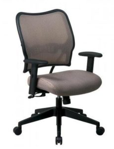 Find Office Star Space Seating 13-V88N1WA Deluxe Chair with Latte VeraFlex®  Back and VeraFlex®  Fabric Seat near me at OFO Orlando