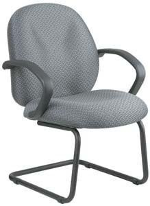 Find Work Smart EX2654-303 Executive High Back Managers Chair with Fabric Back near me at OFO Orlando