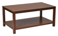 """Find Work Smart MRG12R-CHY Merge 42"""" Rectangular Cocktail Table (Cherry)) near me at OFO Orlando"""