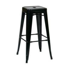 """Find Work Smart / OSP Designs PTR3030A2-3 30"""" Steel Backless Barstool (2-Pack) (Black) near me at OFO Orlando"""