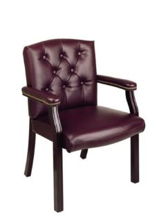 Find Office Star Work Smart TV233-JT4 Traditional Visitors Chair with Padded Arms near me at OFO Orlando