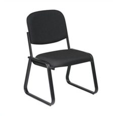 Find Work Smart V4420-231 Deluxe Sled Base Armless Chair with Designer Plastic Shell near me at OFO Orlando