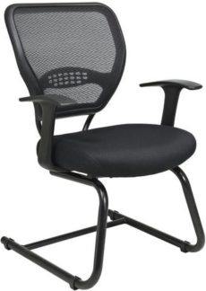 Find Office Star Space Seating 5505 Professional AirGrid® Back Visitors Chair with Mesh Seat near me at OFO Orlando