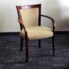Office Liquidation Pre-Own Beige Reception Chair