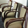 Used Beige beige reception chair from Office Liquidation