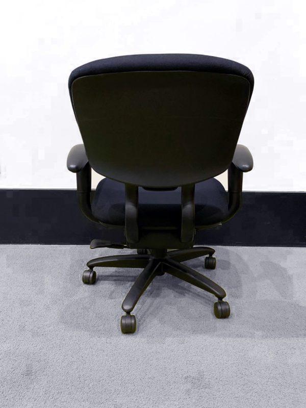 Office Liquidation Pre-Own Haworth Black Chairs