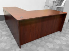 Find used l-shape desks at Office Liquidation