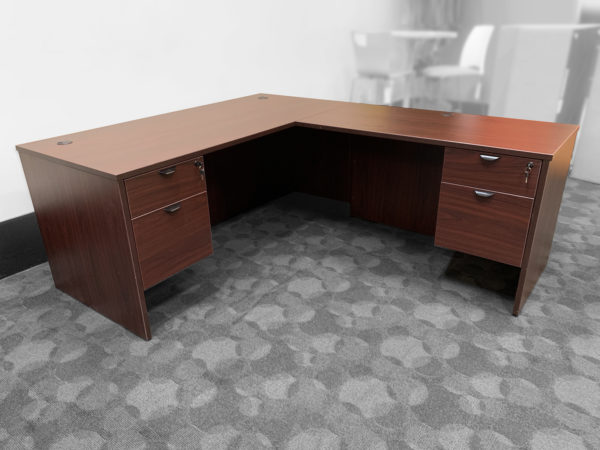 Office Liquidation New L-shape Desk