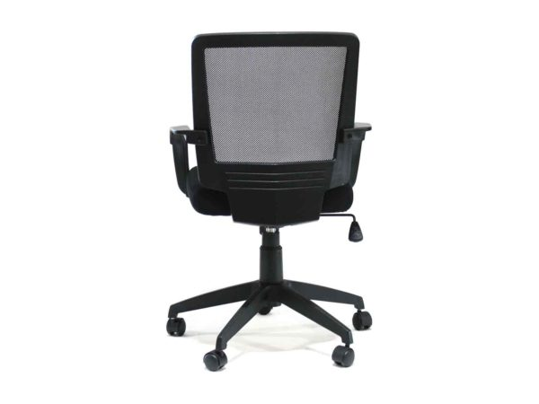 New Black Built for ergonomic excellence and comfort. from Office Furniture Outlet