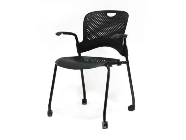Office Furniture Outlet new Herman Miller Caper Black Chair