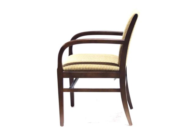 Bernhardt side chair in Yellow at Office Furniture Outlet