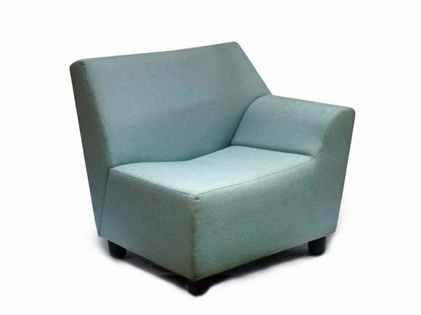Office Furniture Outlet new Geiger Ville Blue Chair
