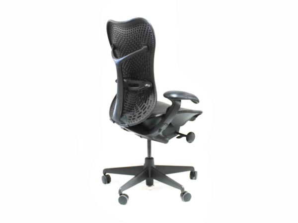 New Black Supportive stool that allows your body to move freely and naturally. from Office Furniture Outlet
