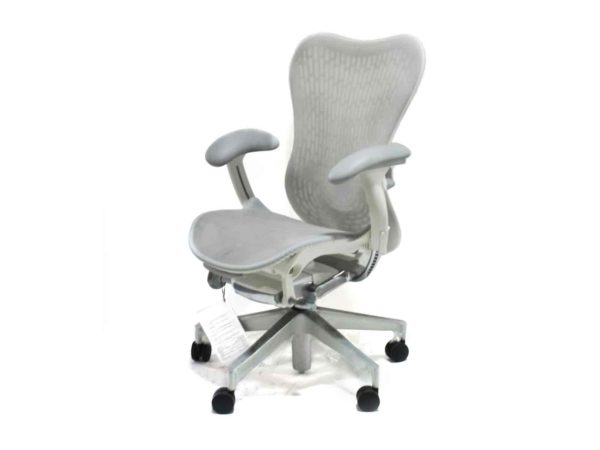 Office Furniture Outlet new Herman Miller Mirra 2 Bar Height Stool White