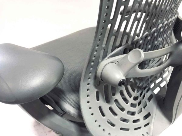 New Gray Supportive stool that allows your body to move freely and naturally. from Office Furniture Outlet