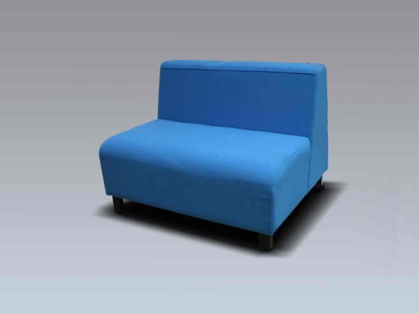Office Furniture Outlet new Kimball Lounge Blue Chair