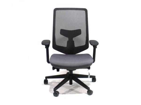Find used Herman Miller black/grey veruss at Office Furniture Outlet