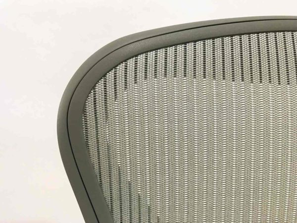 Herman Miller Aeron Gray Chair in Gray at Office Furniture Outlet