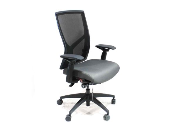 Office Furniture Outlet new Sit on It Torsa Gray Chair