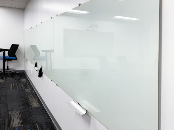 Insight Projectable Glass Board In Matte Projection A3:F118s at Office Furniture Outlet