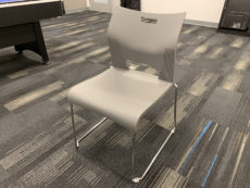 Find used Very Plastic Side Chairs at Office Furniture Outlet