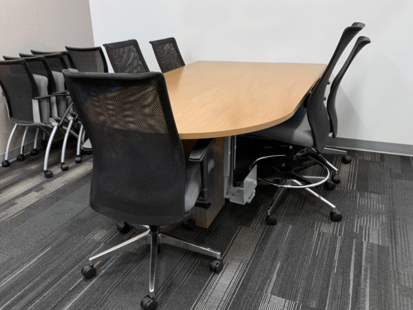 Find used D-Shaped Convergent Worksurface 30D X 72Ws at Office Furniture Outlet