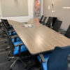 Office Furniture Outlet Used Executive Planes Conference Table