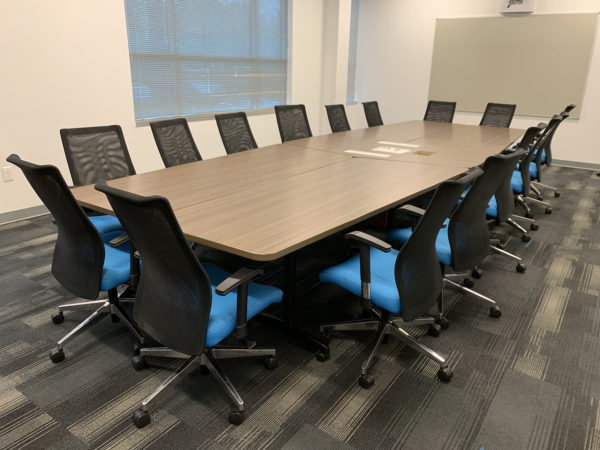 Executive Planes Conference Table in  at Office Furniture Outlet