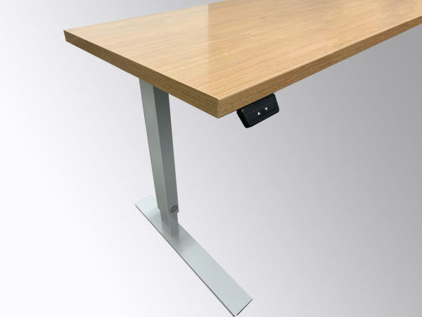 Find used Height Adjustable Table Base For Rectangle Top Size 36 X 24s at Office Furniture Outlet