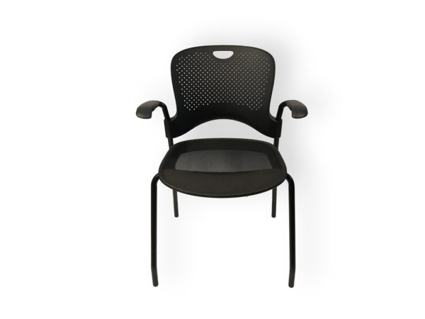 Find used herman miller black caper chairs at Office Furniture Outlet