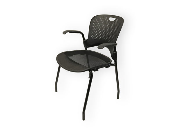 Office Furniture Outlet Preowned Herman Miller Black Caper Chair