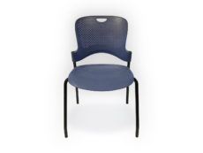 Find used herman miller blue caper chairs at Office Furniture Outlet