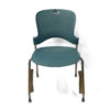 Office Furniture Outlet Preowned Herman Miller Teal Caper Chair