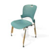 Find used herman miller teal caper chairs at Office Furniture Outlet