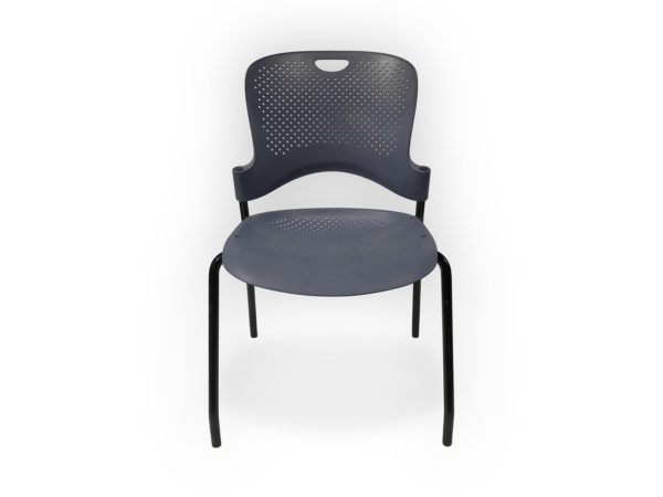 Office Furniture Outlet Preowned Herman Miller Dark Blue Caper Chair
