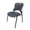 Find used herman miller dark blue caper chairs at Office Furniture Outlet