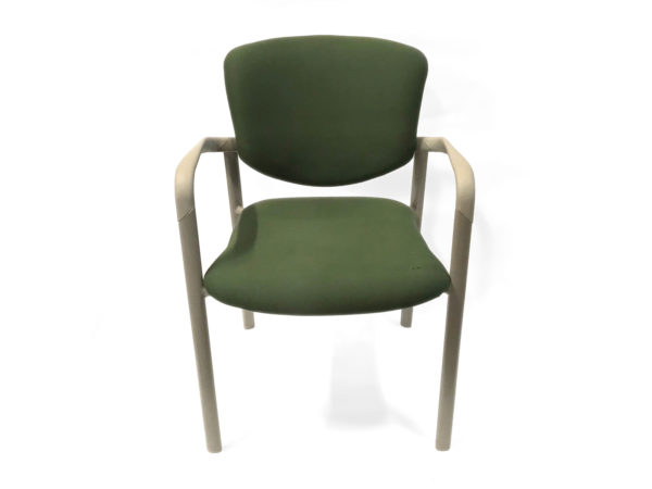 Office Furniture Outlet Preowned Haworth Green Improv Side Chair